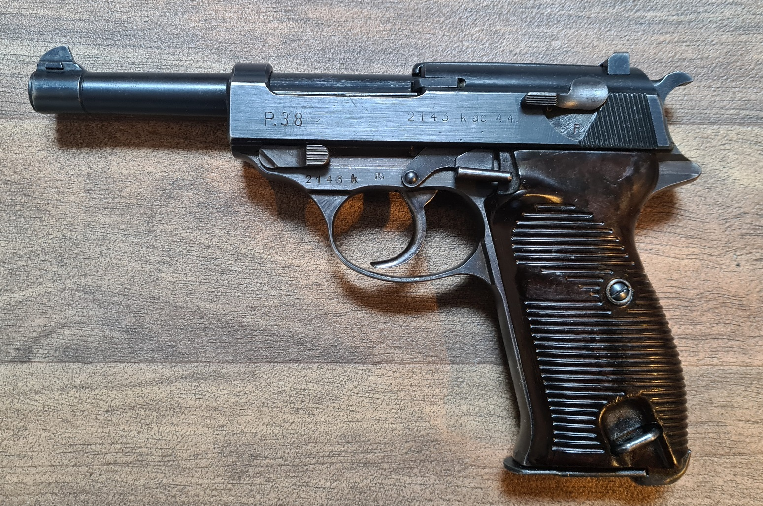 Walther P38 ac44