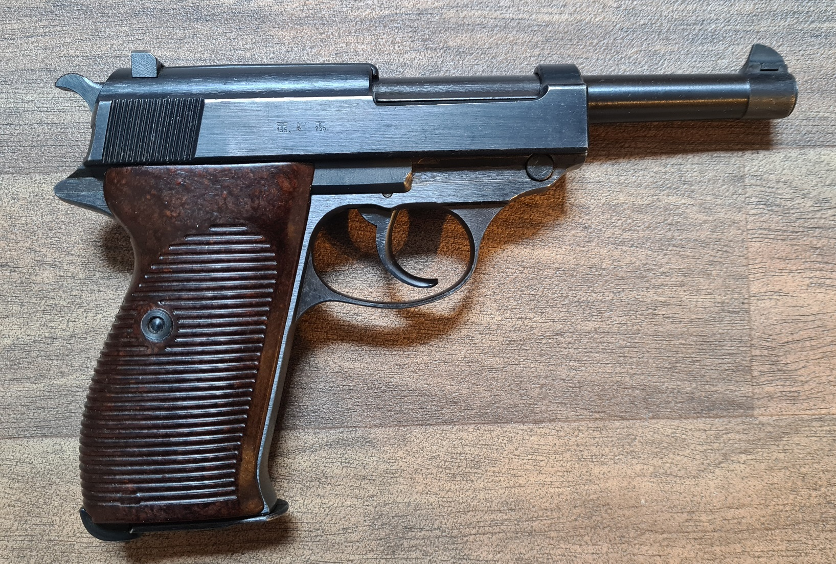 Walther P38 byf